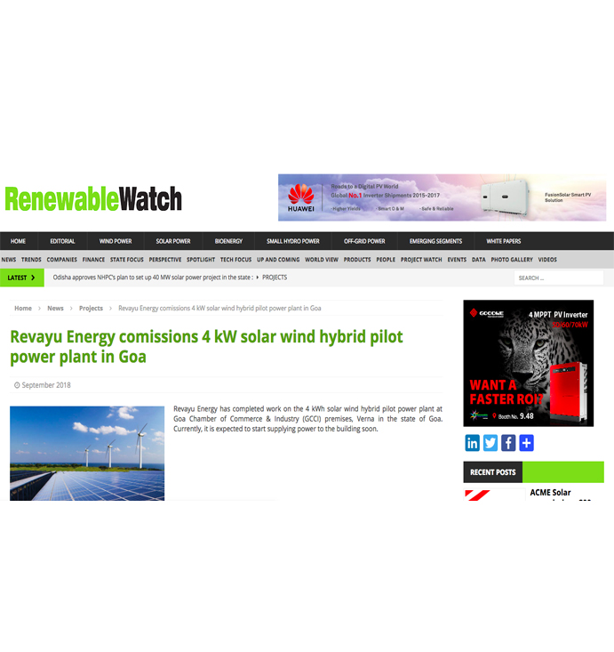 Renewable Watch