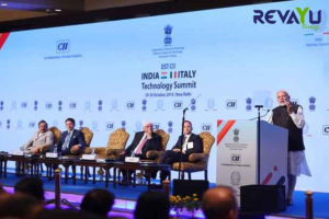 DST-CII, India-Italy Technology Summit 2018