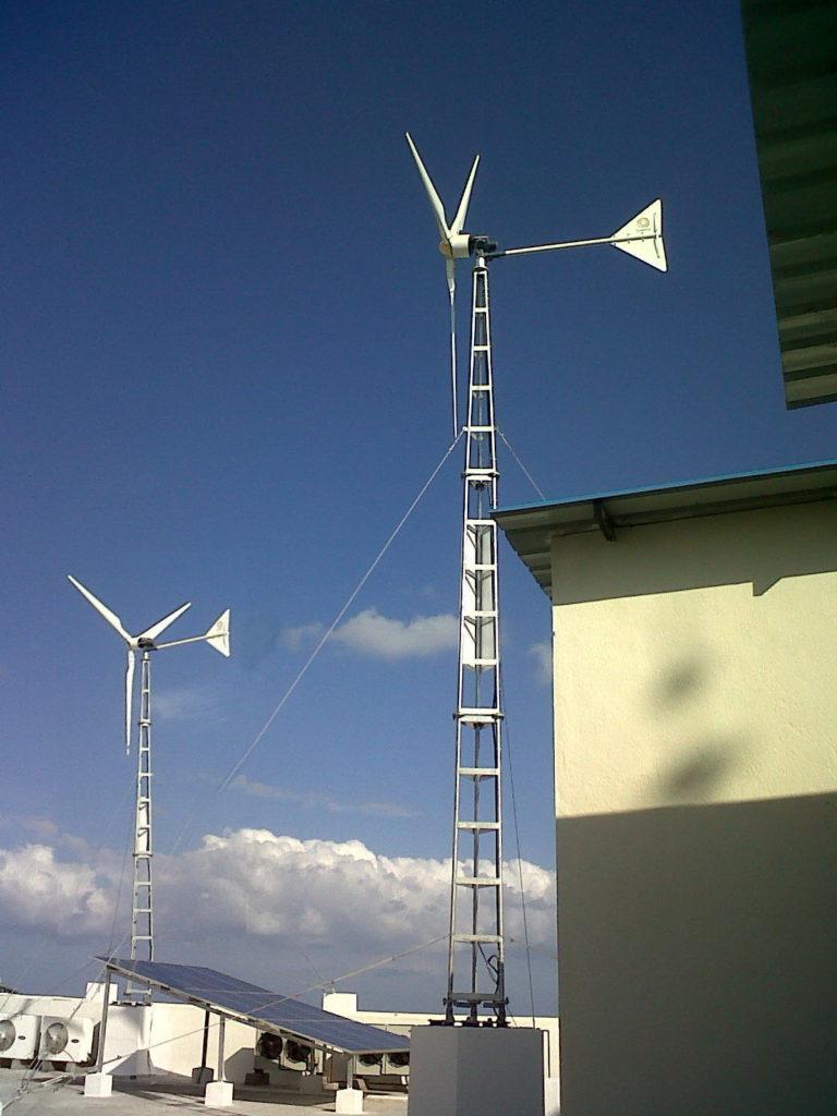 Suzlon Rooftop Wind Solar Hybrid