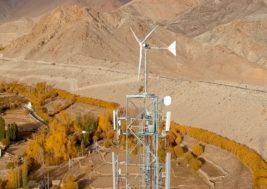 Wind Hybrid System in Leh - Revayu Energy