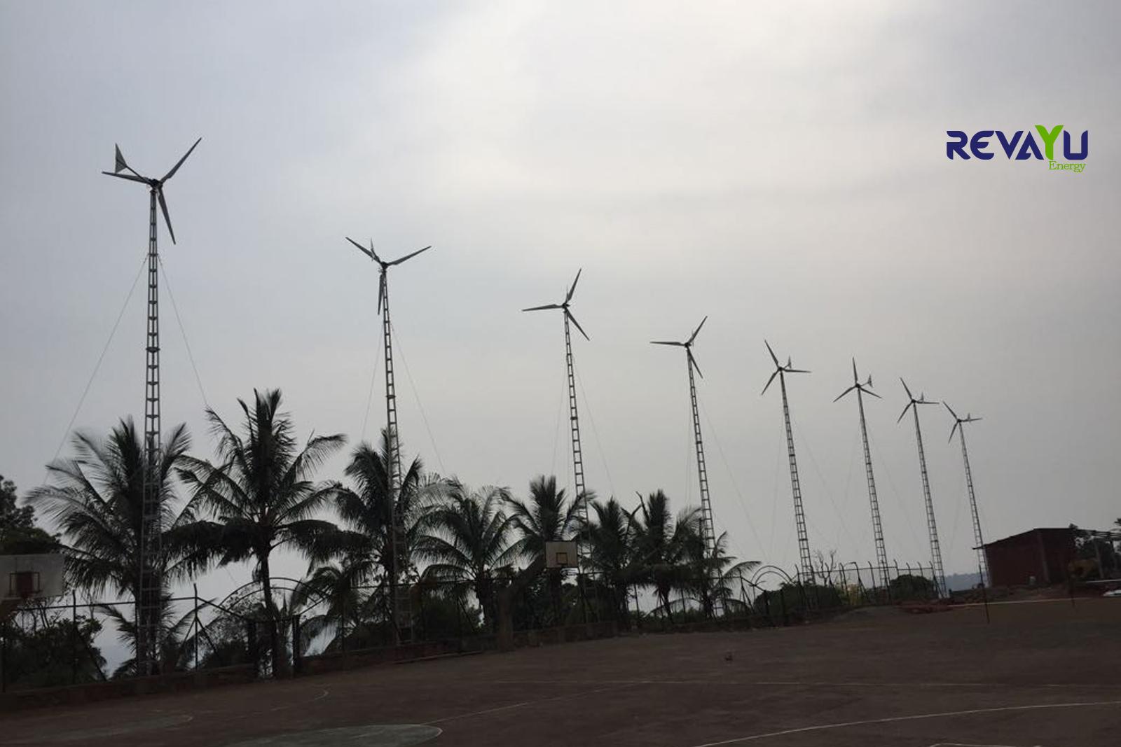 40 Kw Wind System 2