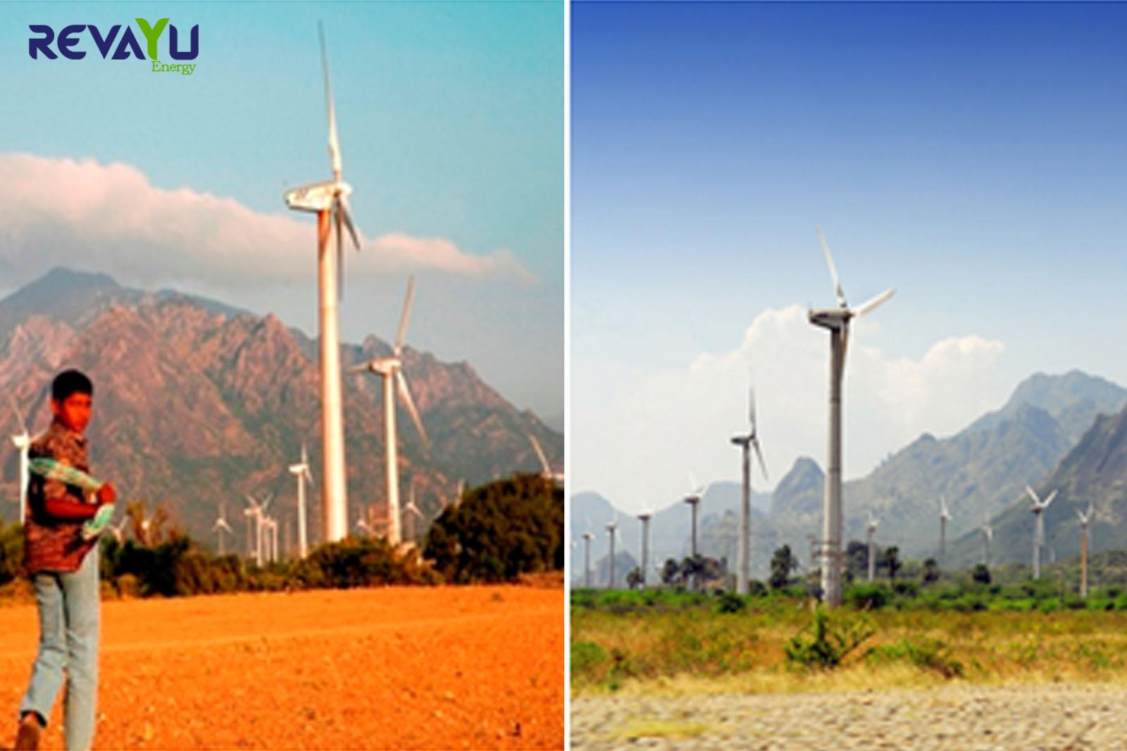 Wind Farm India