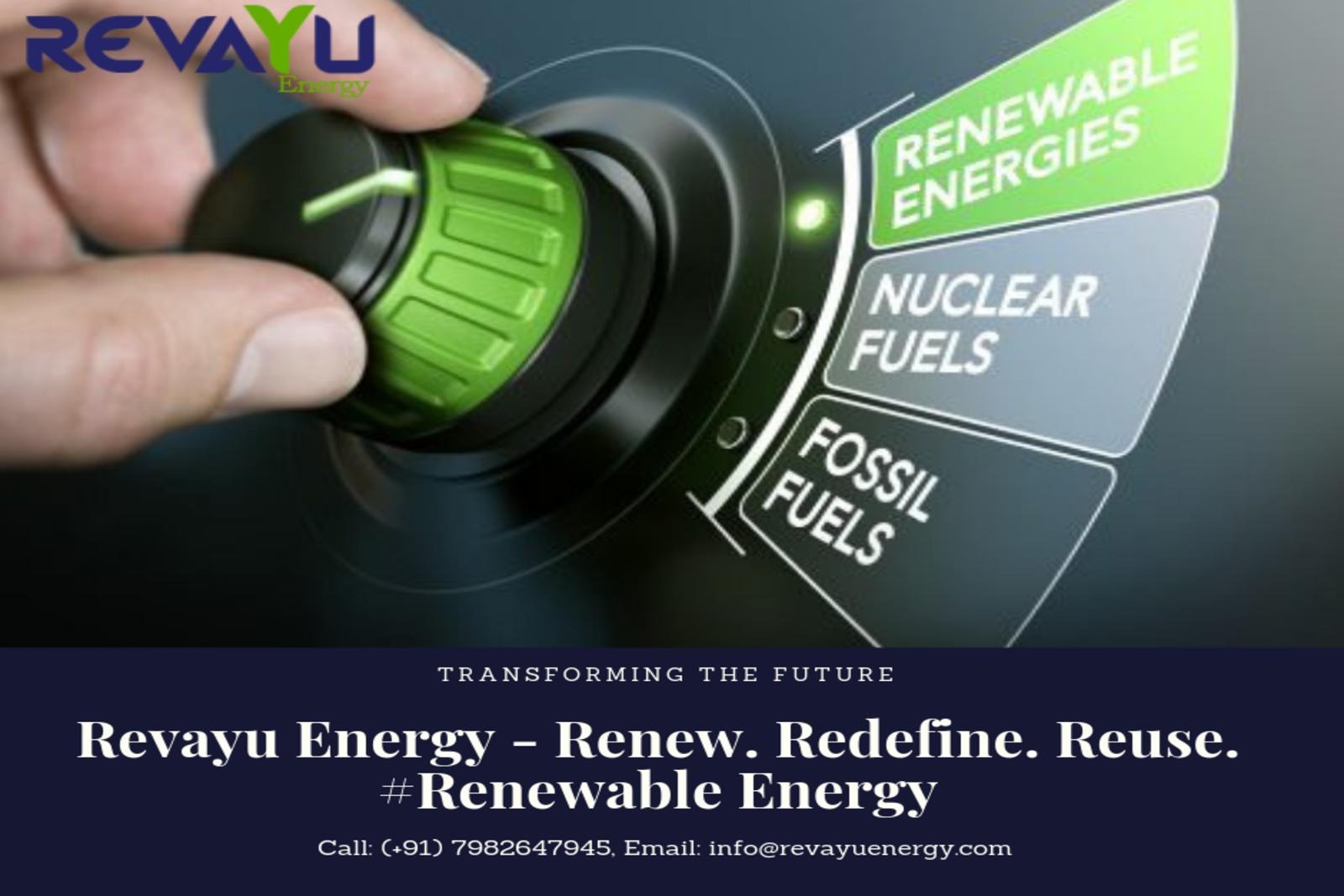 Renewable Energy | Revayu Energy